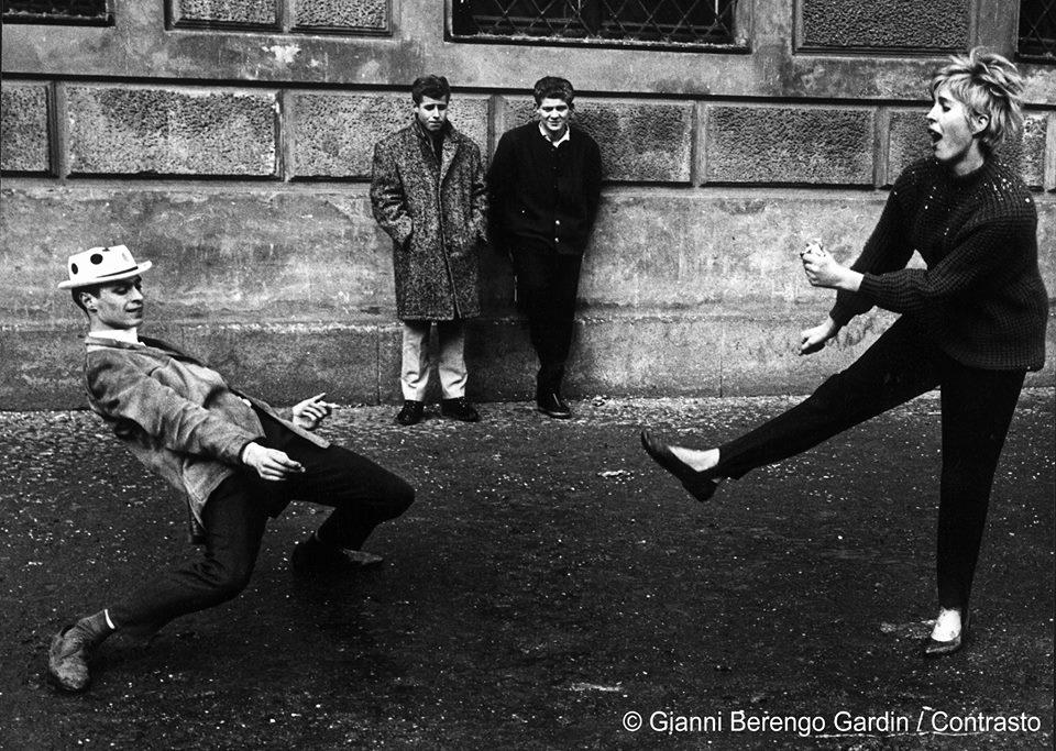 foto 7) G. Berengo Gardin, Monaco, Germania, 1965 © 2014 Gianni Berengo Gardin/Contrasto