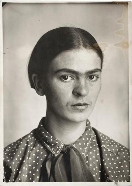 Guillermo Kahlo, Frida Kahlo, 1926 (©Frida Kahlo Museum)