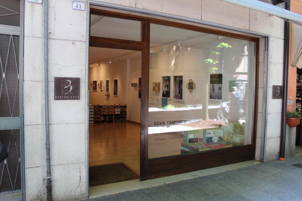 10) Ingresso Galleria Bonani Arte