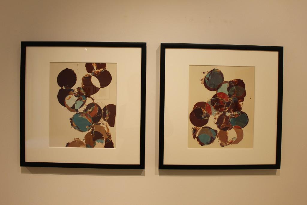 """19) da """"Polarigrammi"""", 1977, C-print, cm. 35x28, vintage"""