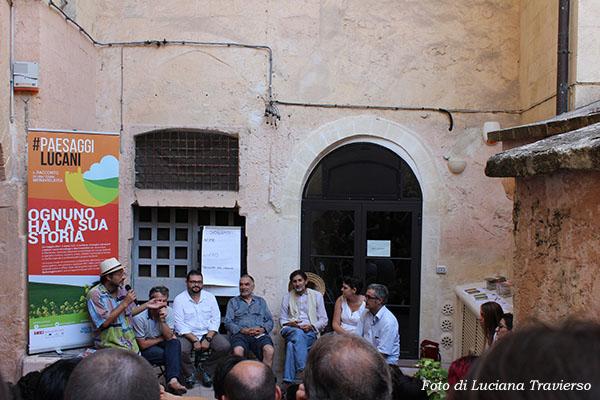 """Presentazione Summer School """"Paesaggi Lucani""""; Matera, 4-11 agosto 2014"""
