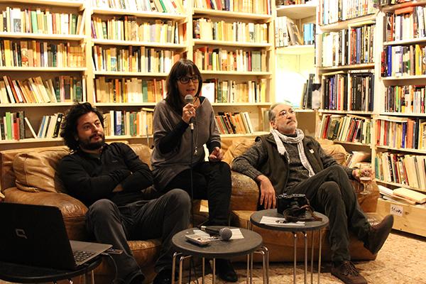 """Presentazione """"Almost Europe"""" con Luca Nizzoli Toietti e Maurizio Garofalo"""