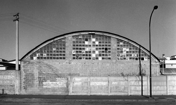 Gabriele Basilico, Milano, Ritratti di fabbriche 1978-1980