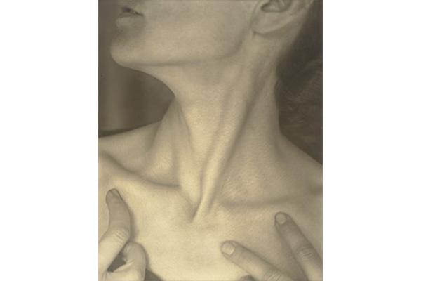 Alfred Stieglitz, Georgia O'Keeffe, Neck, 1921