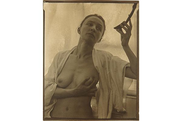 Alfred Stieglitz, Georgia O'Keeffe,1919