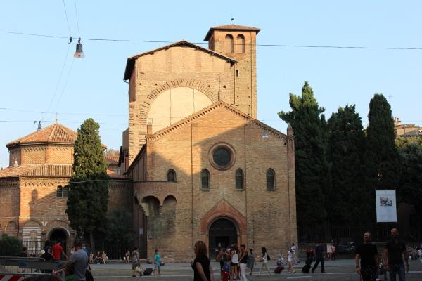 Complesso di Santo Stefano. Foto di Luciana Travierso