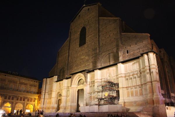 Basilica di San Petronio. Foto di Luciana Travierso
