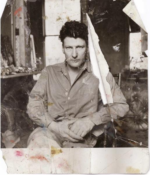 John Deakin, Lucian Freud,1960s