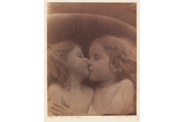 Julia Margaret Cameron, The Double Star, 1864