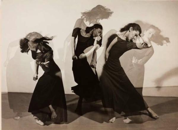 Barbara Morgan, We are three women..., 1935