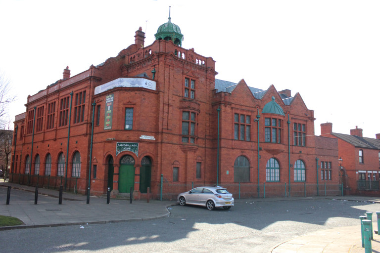 The Salford Lads Club