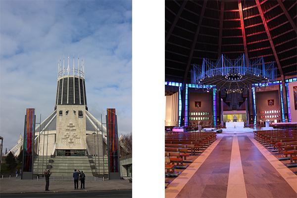 La Cattedrale Cattolica: esterno ed interno