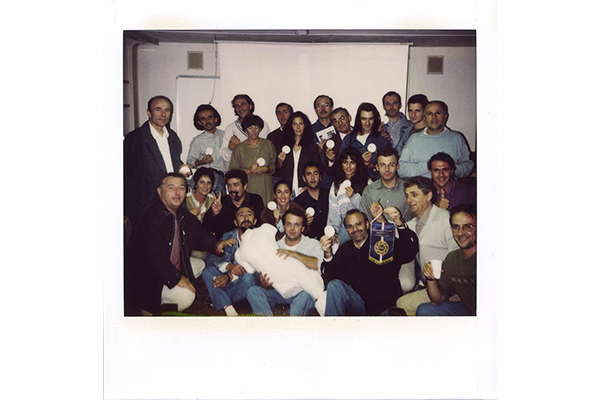 """Foto d'archivio del """"Circolo Cultura e Immagine"""""""