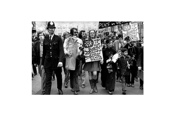Frank Habicht, Londra, 1968