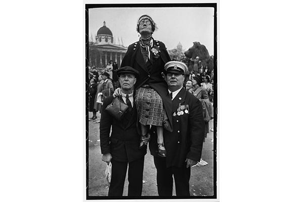 Henri Cartier-Bresson, Londra, 1937