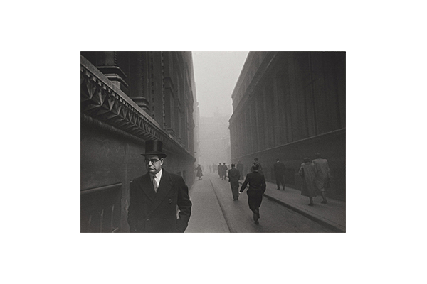 Robert Frank, Londra, 1951