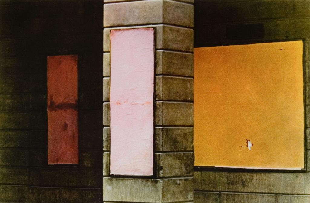 Franco Fontana, 1933 Modena, 1968 fotografia a colori (ristampa 2011).