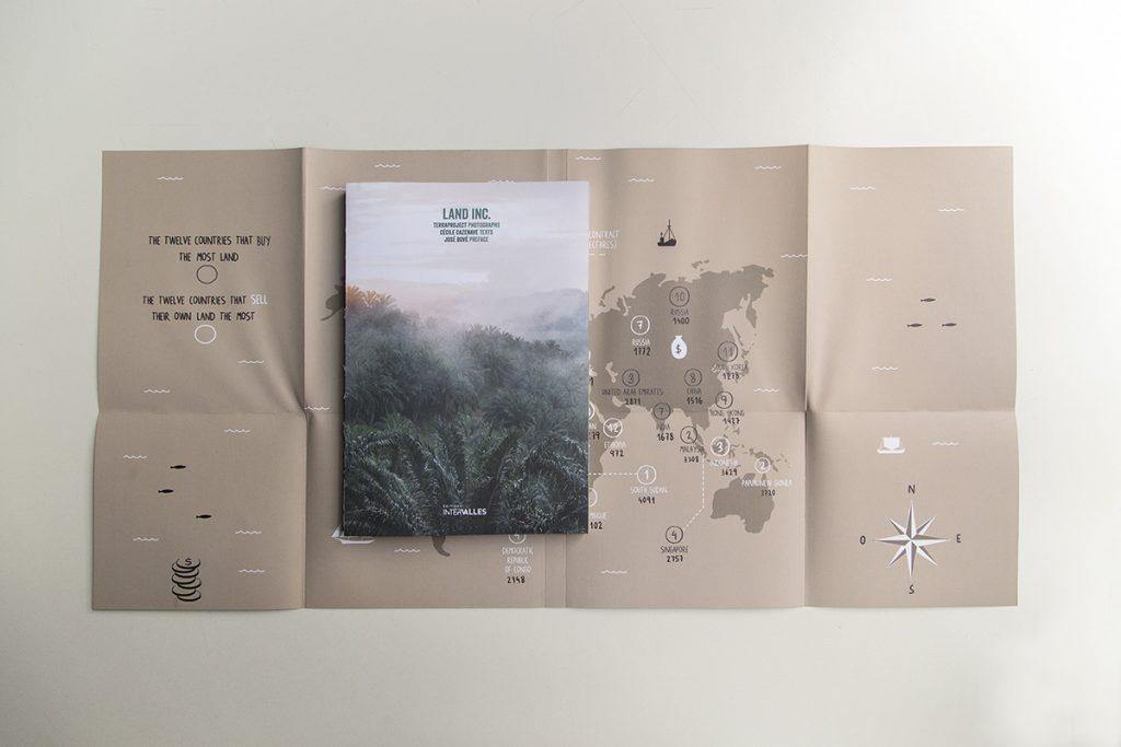 Land Inc., Terraproject, 2017