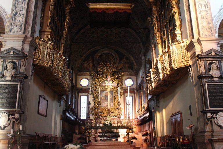 Chiesa di San Sisto, interno
