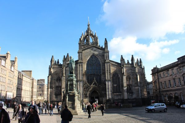 Cattedrale di St Giles, Edinburgo