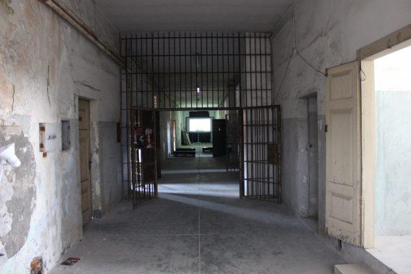 Ex-carceri Sant'Agata, interno.