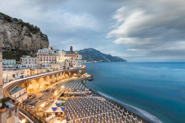 Atrani, Amalfi Coast - Italy © Michele Rinaldi