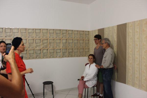 Guido Guidi e la sua famiglia improvvisata! Savignano s/R, 2017