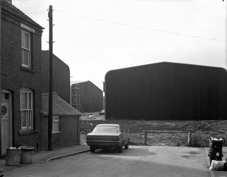 New Industrial Estate Lye © JOHN MYERS