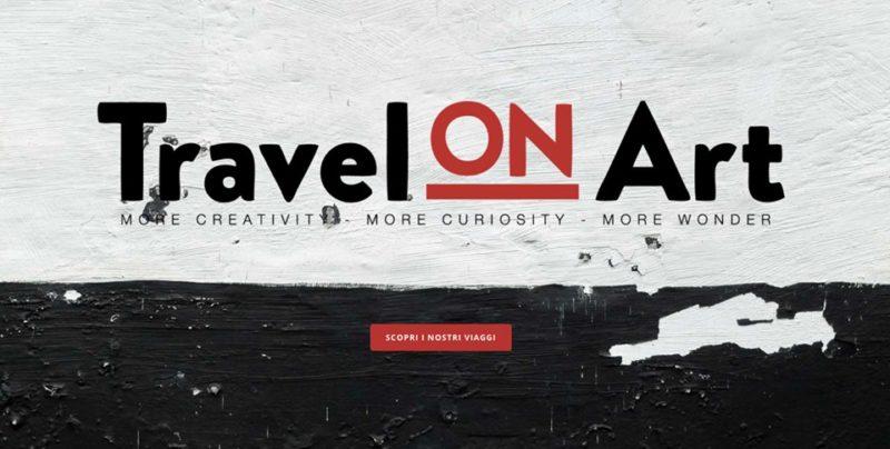 travel on art sito