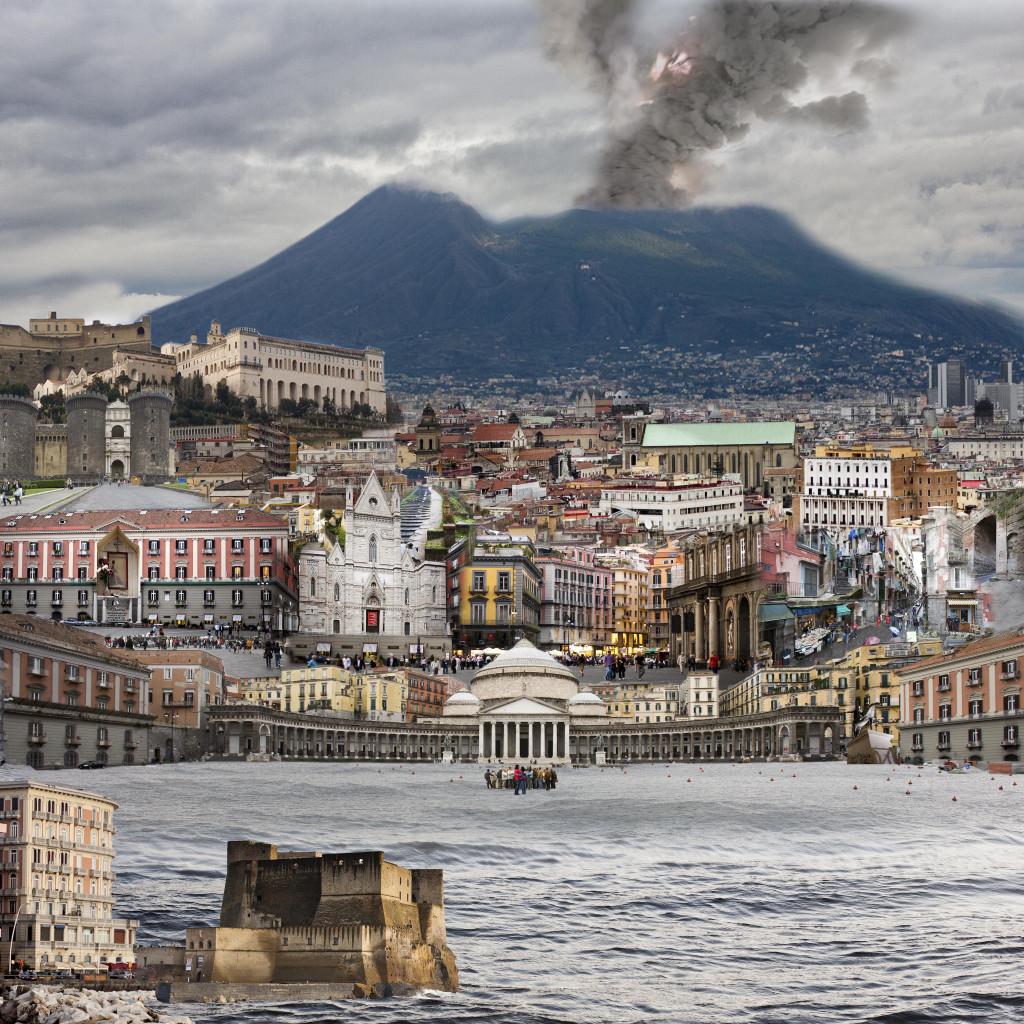 Iperluoghi, Napoli, 2001