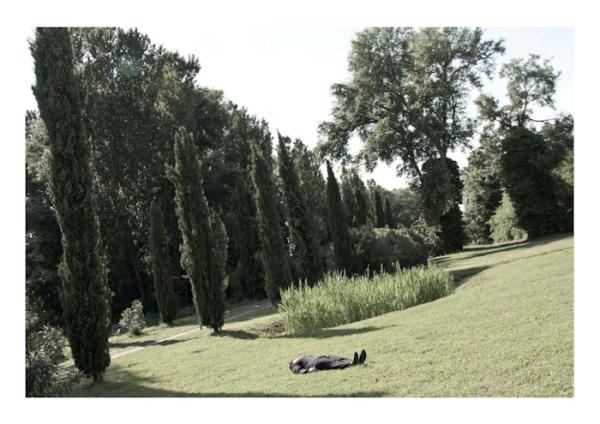 """Porta del sonno, dalla serie """"Tabula rasa"""", 2013"""