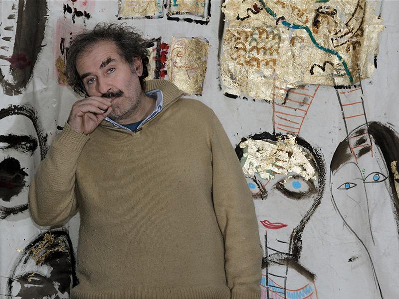 """Giancarlino Benedetti Corcos, dalla serie """"Ritratti"""", 2015"""