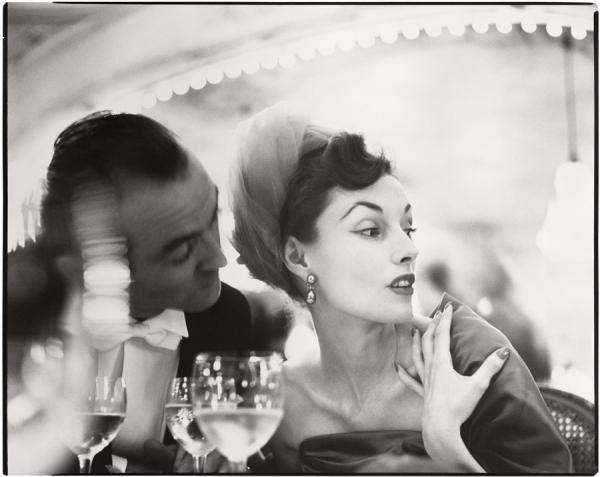 Richard Avedon, Elise Daniels, Turban by Paulette, Pre-Catelan, Paris, August, 1948, 1978