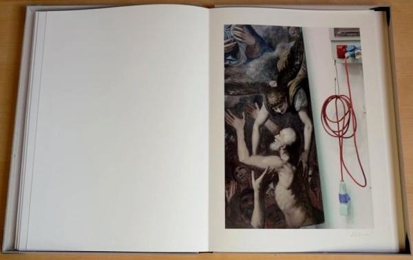 Mario Cresci, La cura, (2012), Editrice Quinlan