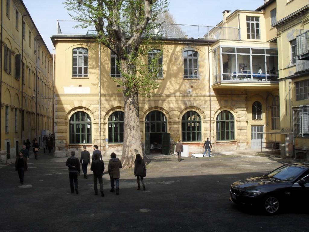 Camera, Centro Italiano per la Fotografia, Torino, esterno.