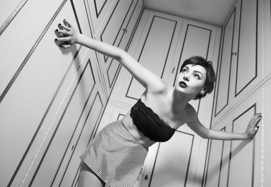 Veronica Bronzetti, Glamour