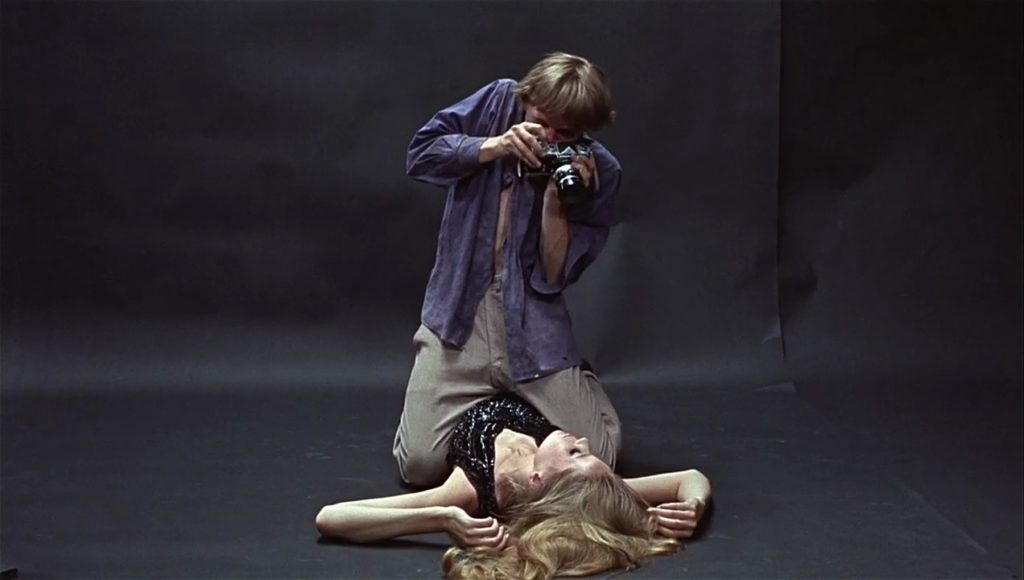 """Blow-Up"", M. Antonioni, 1966"