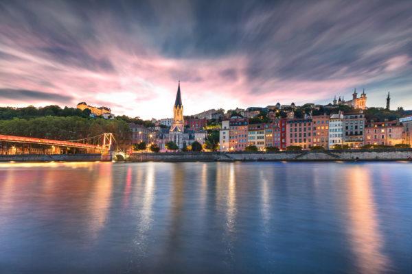 Lyon Saint Georges Church - France © Michele Rinaldi