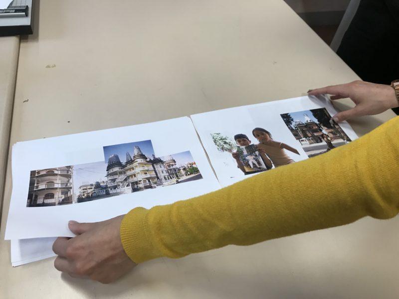Workshop con Christine Frisinghelli sulle fotografie di Iosif Király