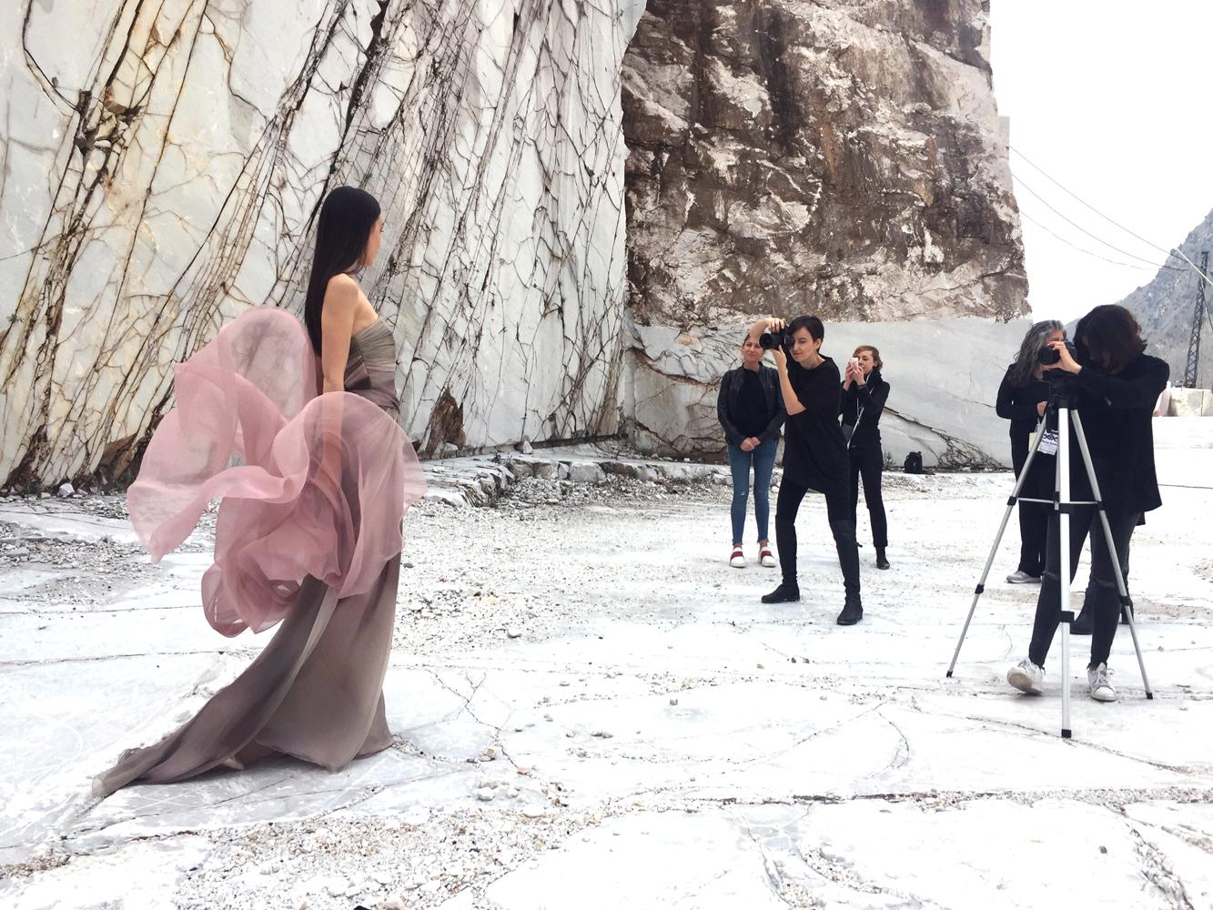 Vittoria Bonini Couture 2018