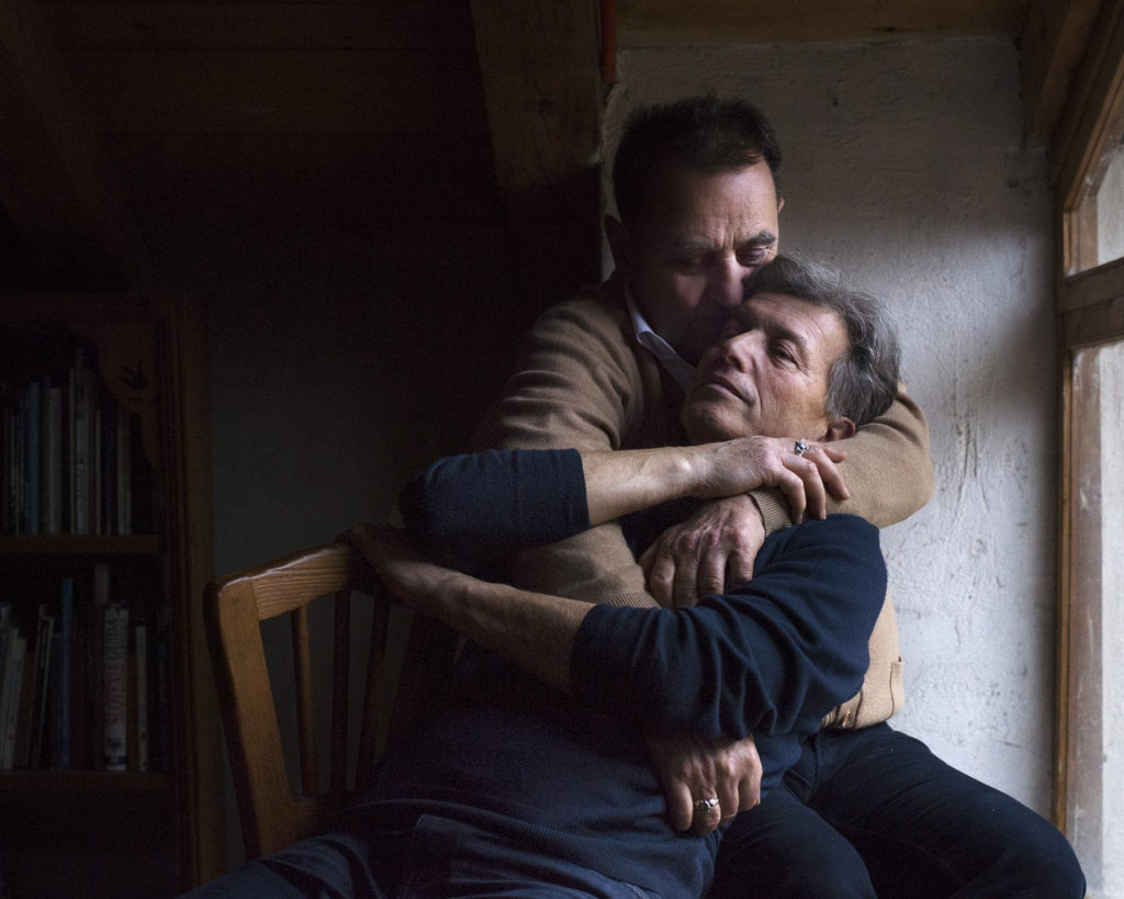 Melissa Ianiello, William Belli, 69 anni, e Vittorino Panzani, 75 anni, Trento.