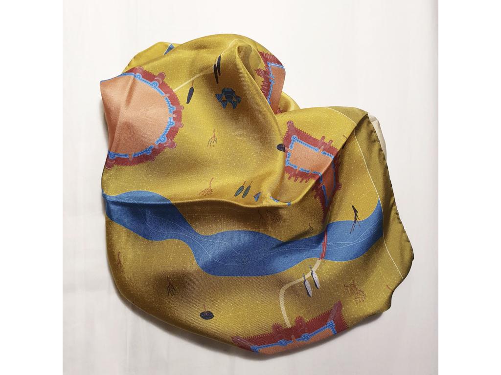 nostoi foulard