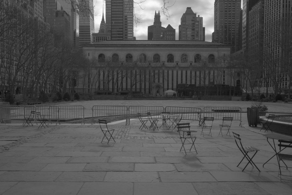 Alessandro Cinque New York 2020