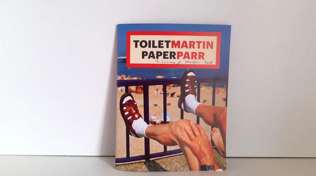 Toilet Paper Martin Parr