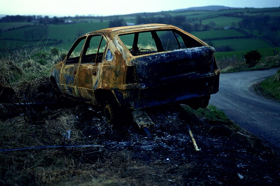 Willie Doherty Border Incident, 1994