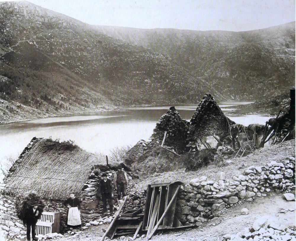 the irish a photohistory