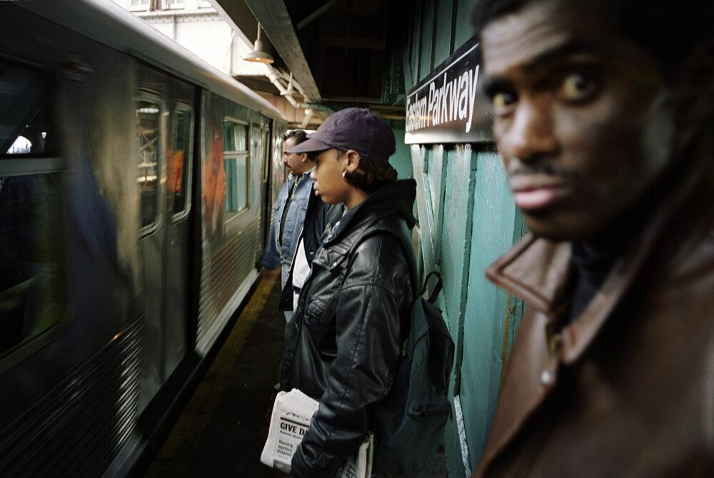 © Fotografia di Marco Pesaresi, New York (Archivio fotografico comunale, Savignano sul Rubicone)