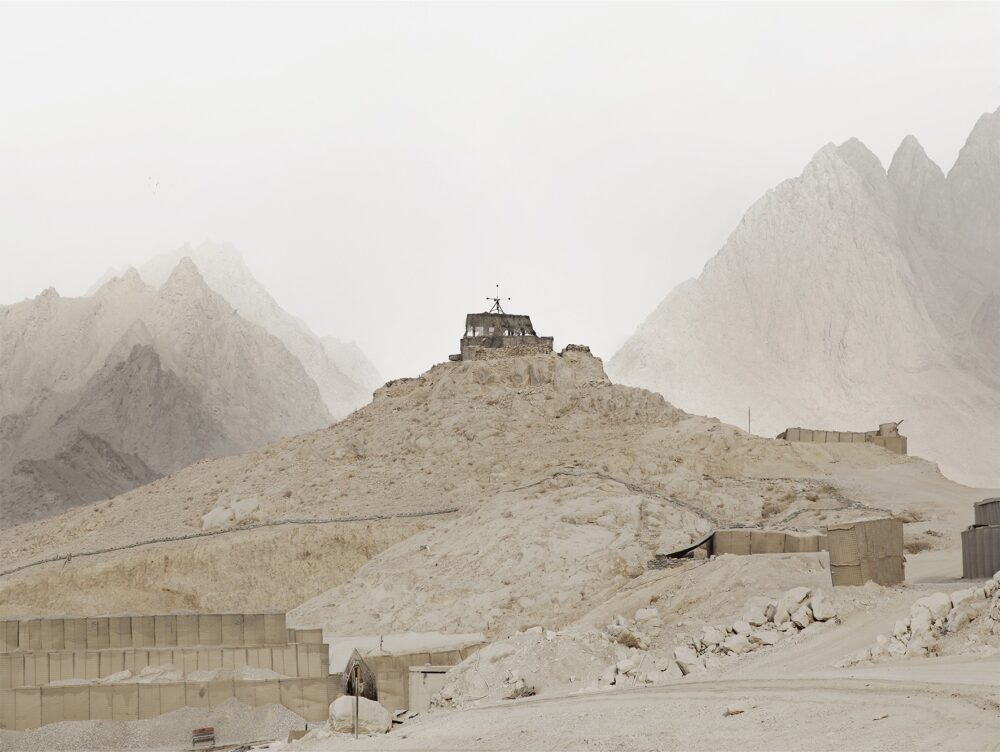 Kandahar Province, Afganistan 2010. From The Tower Series copia